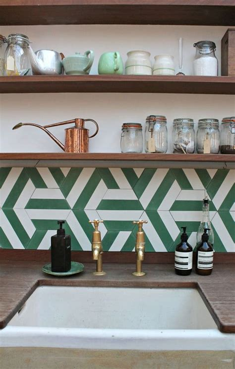 ideas  give  kitchen  retro feel digsdigs