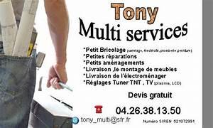 Bricolage Travaux Auto Entrepreneur Bourgoin Jallieu 38300