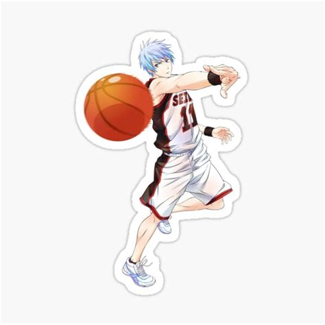 kuroko no basket stickers redbubble