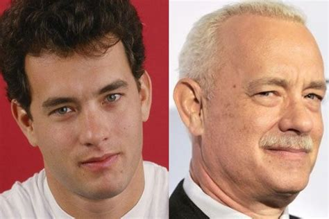 30 Famous Hollywood Actors Young Vs Old Funtalitycom