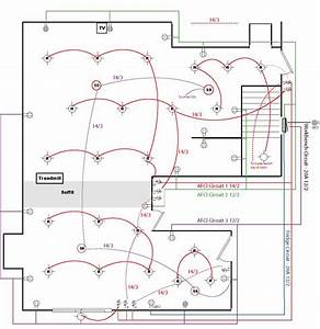 Residential Electrical Wiring Diagrams Basement
