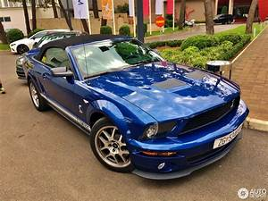 Ford Mustang Shelby GT500 Convertible - 22 July 2018 - Autogespot