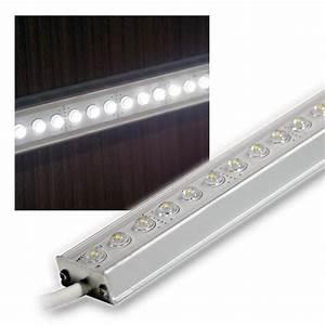 Led Leiste 230v : aluminium led lichtleiste wei 25cm 12v dc design ~ Eleganceandgraceweddings.com Haus und Dekorationen