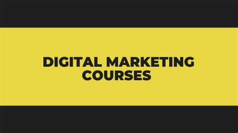 Digital Marketing Courses In Bangalore by Digital Marketing Courses In Bangalore Delhi Mumbai