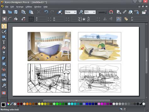 xara designer pro two new releases xara photo graphic designer 6 and