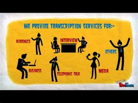 Online Transcription Services India: Transcribe Audio ...