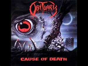 Obituary - Cause of Death (Full Album) - YouTube