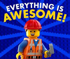 Lego Movie 'Everything is Awesome' Lyrics a Critique of ...