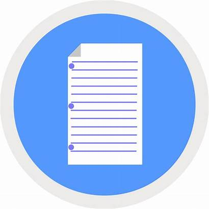 Document Word Icon Clipart Clip Text Graphic