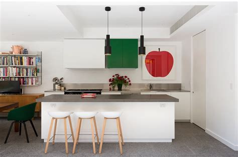 Delicious Interiors With Materials And Gorgeous Outdoor Spaces by Modern Breakfast Bar Design Interior Design Ideas