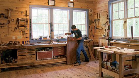 freestanding dream shop finewoodworking