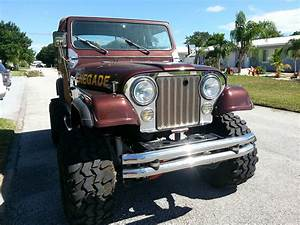 1983 Jeep Cj7 Renegade For Sale In Indialantic  Florida
