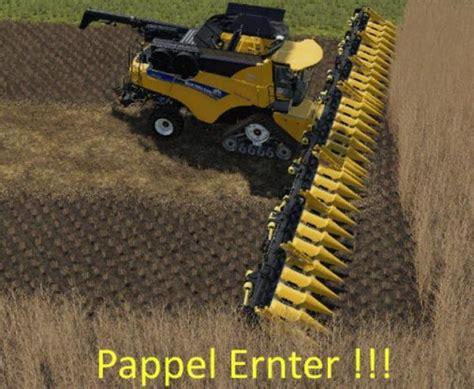 Fs19 Poplar Chopper V10 Farming Simulator Mod Center