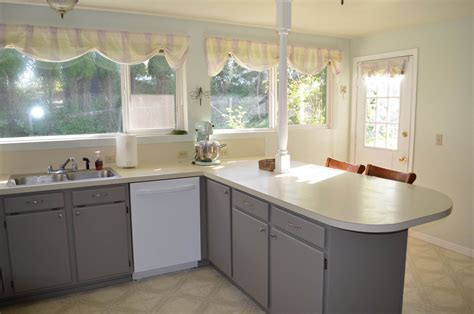 Practical Painting Old Kitchen Cabinets DIY Tips in