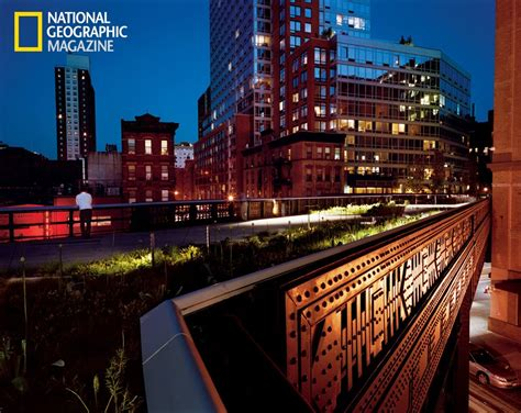 Ev Grieve The High Line Gets The 'national Geographic