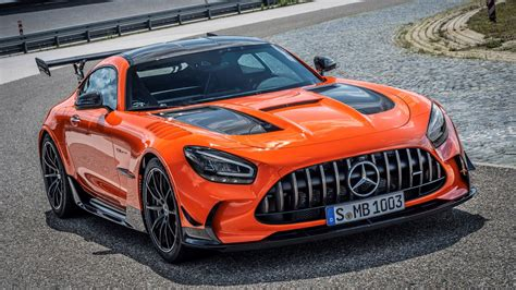 Despite sharing its exact powertrain with the regular gt r, it's much faster on track. The 2021 Mercedes-AMG GT Black Series Will Cost $389,000, or Nearly the Same as Two GT R Pros ...
