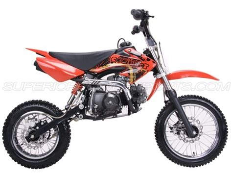 2016 Ssr Motorsports 125cc Dirt Bike Type 214s Motorcycle