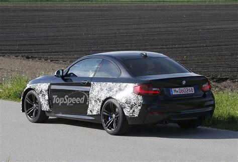 Spy Shots Bmw Coupe Caught Testing For The First