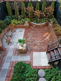 lovely garden patio design ideas pictures Types of Brick Patio Designs to Make Your Garden More ...