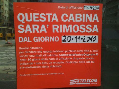 Numeri Cabine Telefoniche Zeus News Notizie Dall Olimpo Informatico