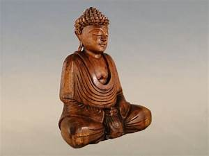 Statue Bouddha Maison Du Monde : bouddha et le feng shui ~ Teatrodelosmanantiales.com Idées de Décoration
