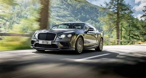 Neue Luxus Autos Fuer Abgeordnete by F 252 R Echte Bentley Boys Der Neue Continental Supersports