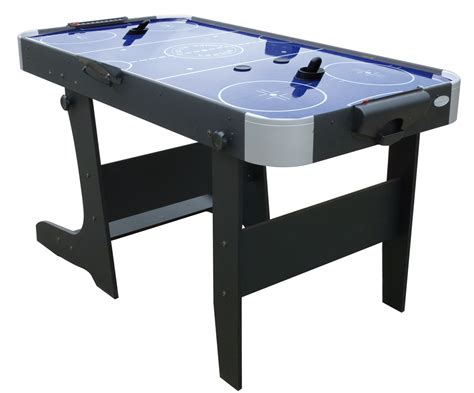 blue table l leisure bex 5ft blue l foot air hockey table bx 712 6020