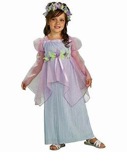 Kids Little Goddess Aphrodite Greek Costume - Girls Costumes