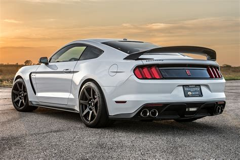 ford mustang shelby gt gtr hennessey