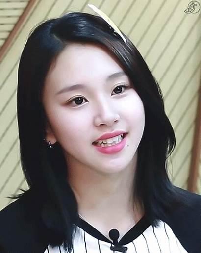 Chaeyoung Smile Teeth Twice Dahyun Sixteen Era