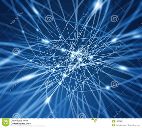 abstract digital network stock photography image