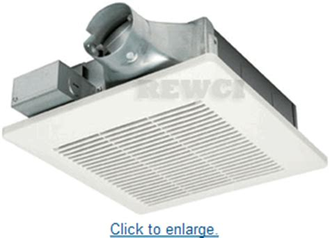 Panasonic Whispervalue Bathroom Fan Fv 08vs3 panasonic fv 08vs3 whispervalue bathroom fan