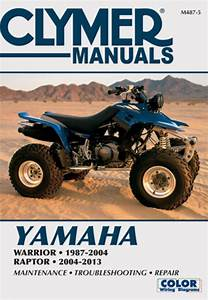 Yamaha Warrior  1987