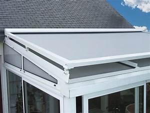 Rideau De Toit Pour Veranda : batistore store toiture de v randa ~ Melissatoandfro.com Idées de Décoration