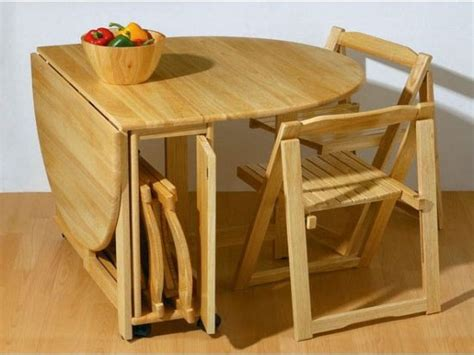 foldable dining table loccie  homes gardens ideas
