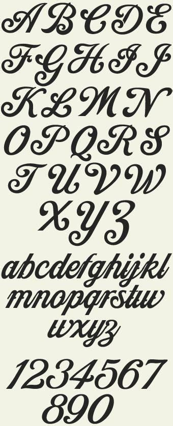 cool font alphabets fonts pinterest cool fonts   stencils