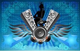 Free Dj Music Blue Fly...