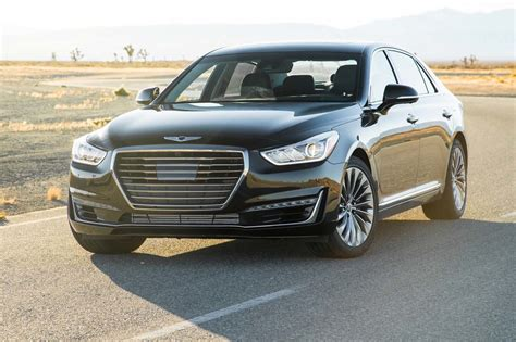 2017 Genesis G90 by 2017 Genesis G90 3 3t Awd Test Review