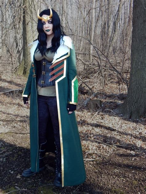 Loki Agent Of Asgard Cosplay By Fae Fangs On Deviantart