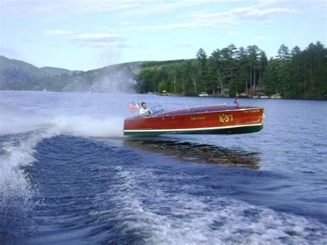 Speedster Boat by Speedsters Gar Wood Custom Boats