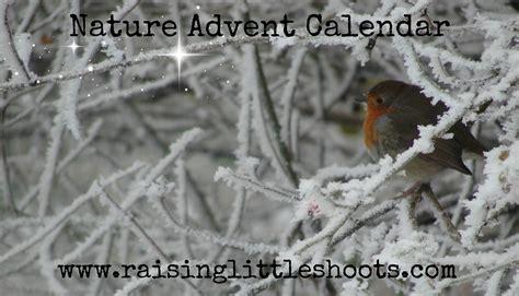 nature themed advent calendar