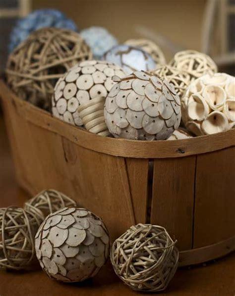 coastal inspired botanical bowl fillers coastal decor