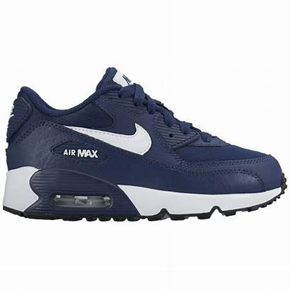 Nike Boys Air Preschool Navy Casual