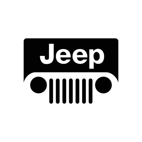 jeep grill decal jeep grill jeep wrangler yeti decal laptop decal jeep