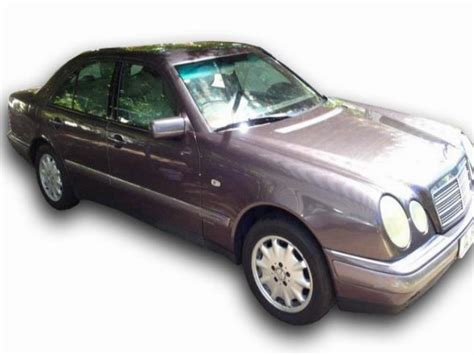 Read reviews, browse our car inventory, and more. Used Mercedes Benz E Class E320 1996 on auction - PV1004935