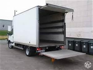 Location Camion 20m3 Carrefour : o louer un camion d m nagement 20m3 avec hayon sur ~ Dailycaller-alerts.com Idées de Décoration