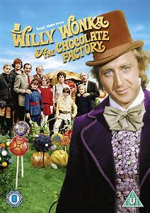 Win Willy Wonka and the Chocolate Factory DVD - Parenting ...