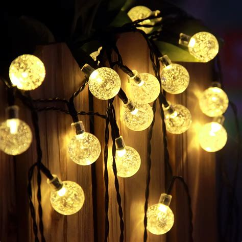 led solar string lights j y