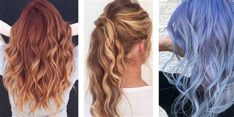 Fall 2018 Hair Color Trends To Try