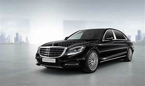 Mercedes Class S : mercedes benz s class facelift inches closer to its debut updated mercedesblog ~ Medecine-chirurgie-esthetiques.com Avis de Voitures